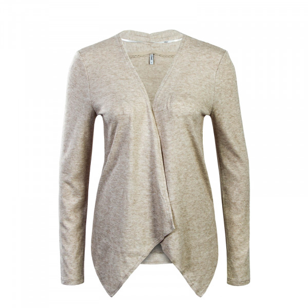 Damen Cardigan Ashley Beige Melange