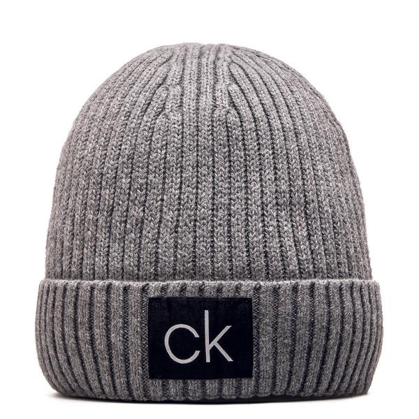 CK Beanie Rib 4096 Grey
