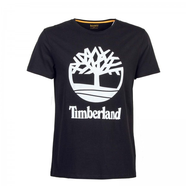 Timberland TS Linear Stacked Black