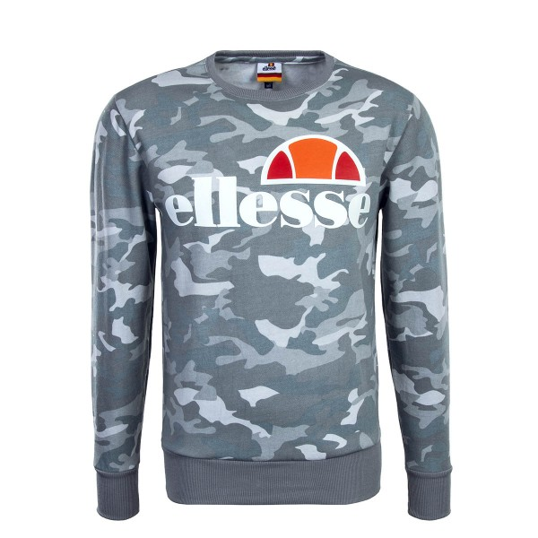 Ellesse Sweat Succiso Grey Camo