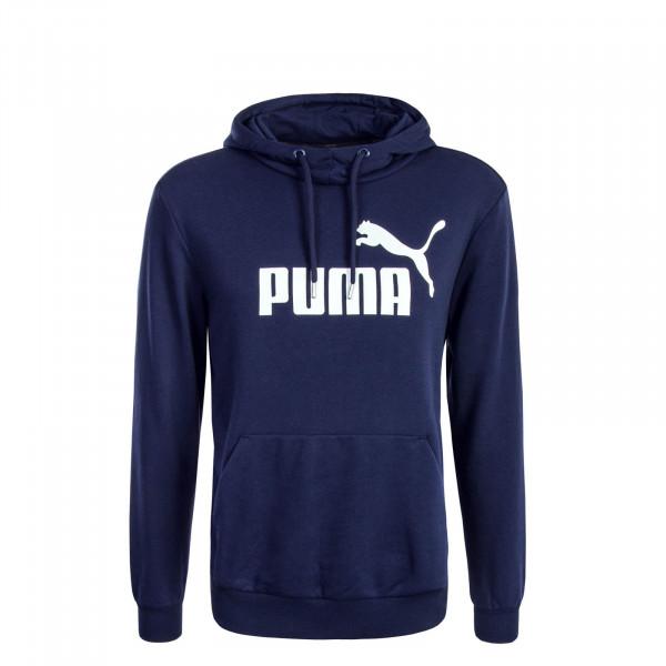 Puma Hoody ESS No.1 Navy White