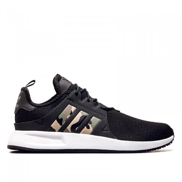 Adidas X PLR Black Camo Olive White