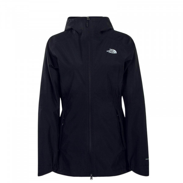 Damen Jacke Hikesteller Black