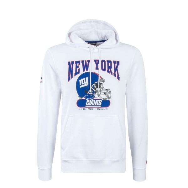 New Era Hoody NFL Neygia White Blue