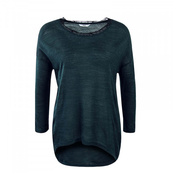 Damen Longsleeve Mika Planet Green