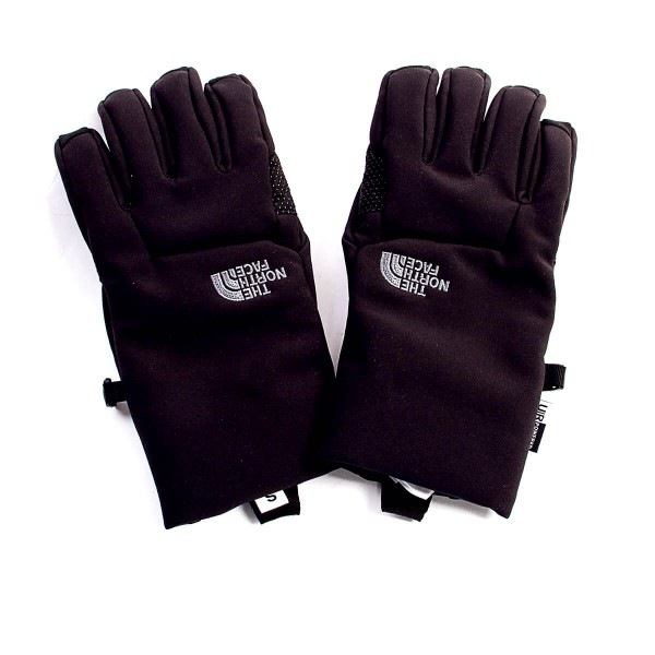 Northface Wmn Gloves ETip TNF Black
