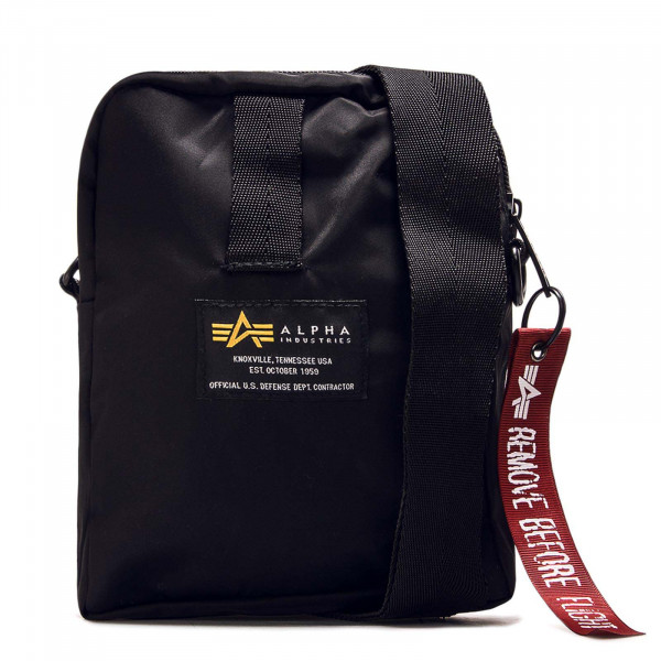 Alpha Bag Crew Carry Black