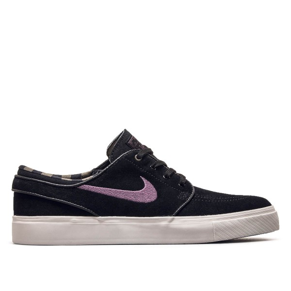 Nike SB Zoom Stefan Janoski Black Purple