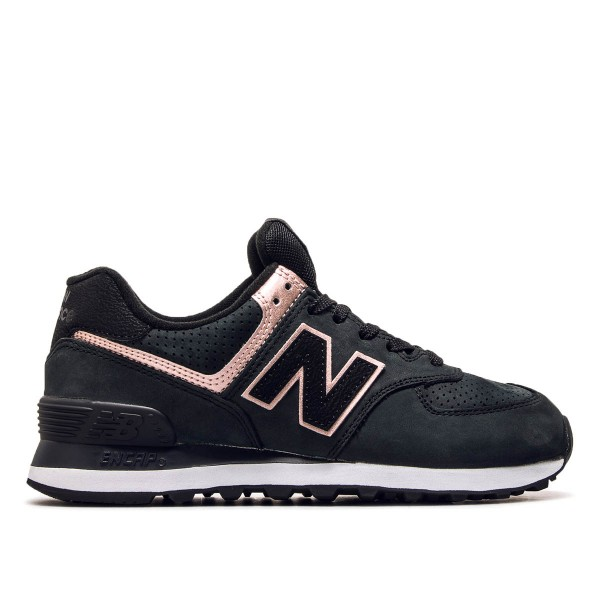 New Balance Wmn WL 574 NBK Black Bronze