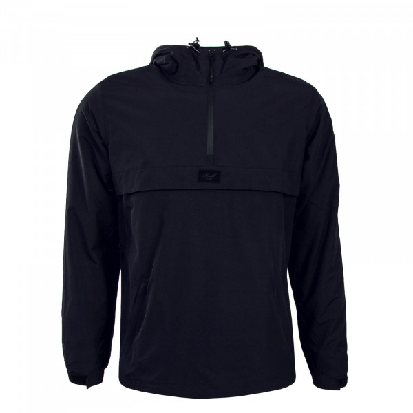 Herren Windbreaker Winter Black