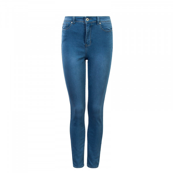 Damen Jeans E618  Light Blue