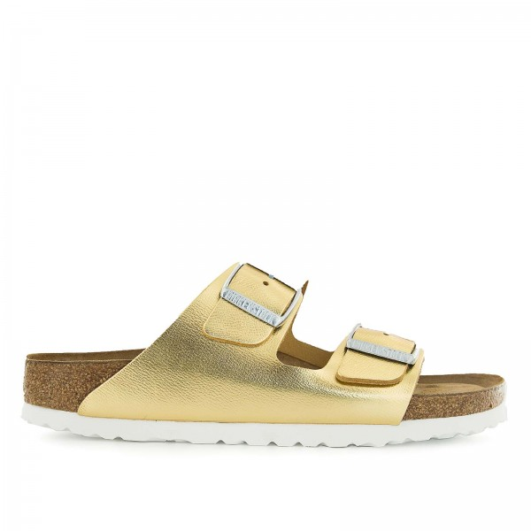 Birkenstock Wmn Arizona Gold