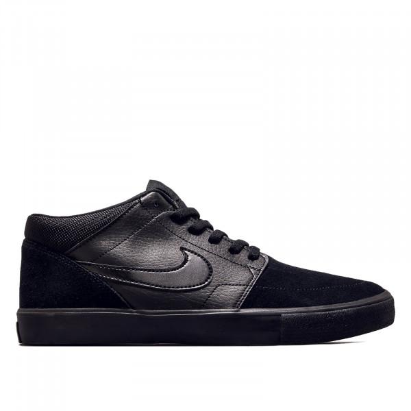 Herren Sneaker Portmore II Solar Black Black