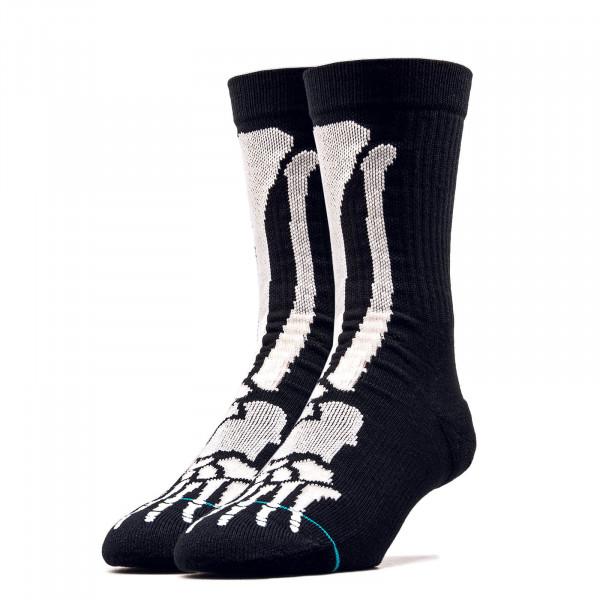 Stance Socks Foundation Bones 2 Black