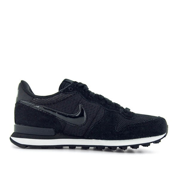 Nike Wmn Internationalist Black Black
