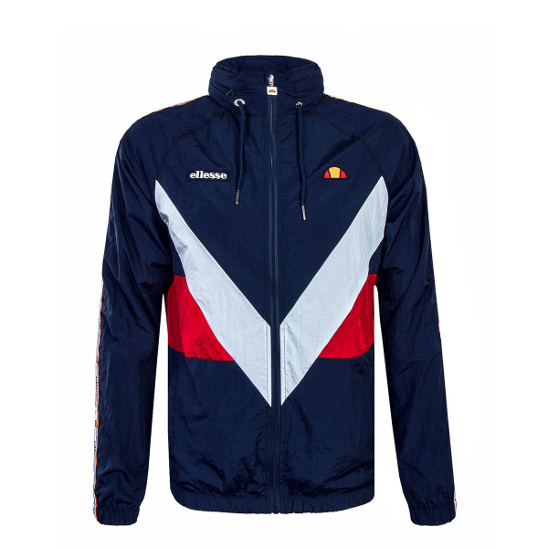 Ellesse Jkt Gerano Navy White Red