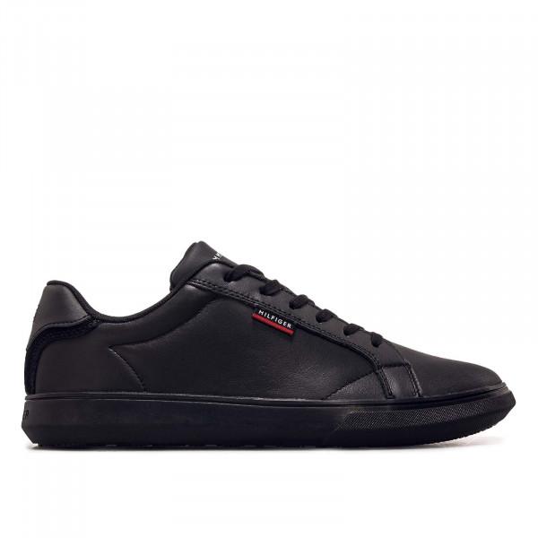Herren Sneaker - Essential Leather Cupsole 3750 - Black