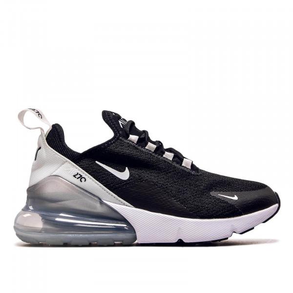Damen Sneaker Air Max 270 Black White Platinum