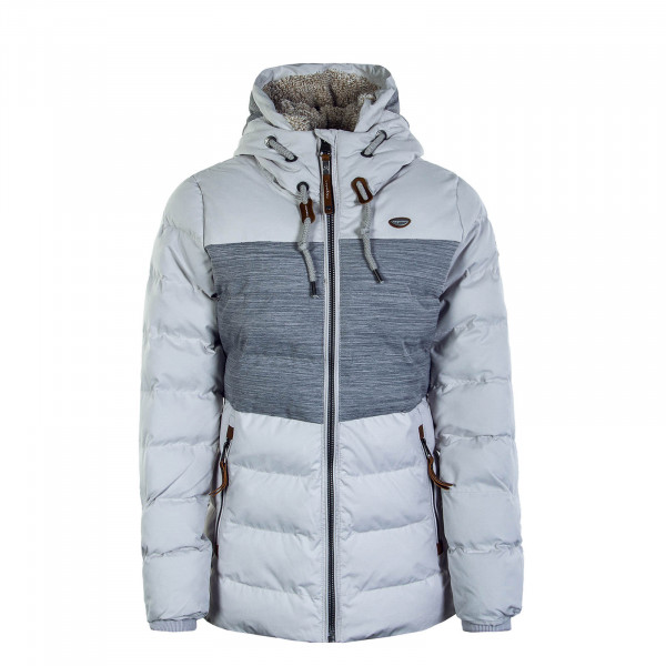 Damenjacke Quantic Light Grey
