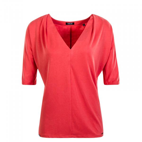 Damen T-Shirt Agina Red