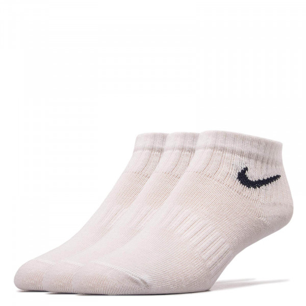 Nike Socks Everyday Light 3er-Pack White Black