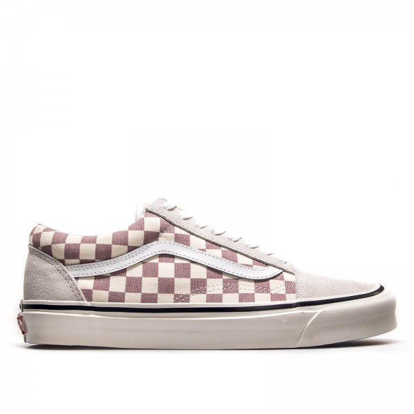 Vans Old Skool 36 DX Check Purple Beige