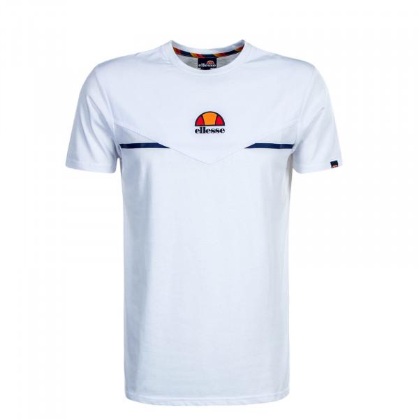 Herren T-Shirt Petrograd Tee White
