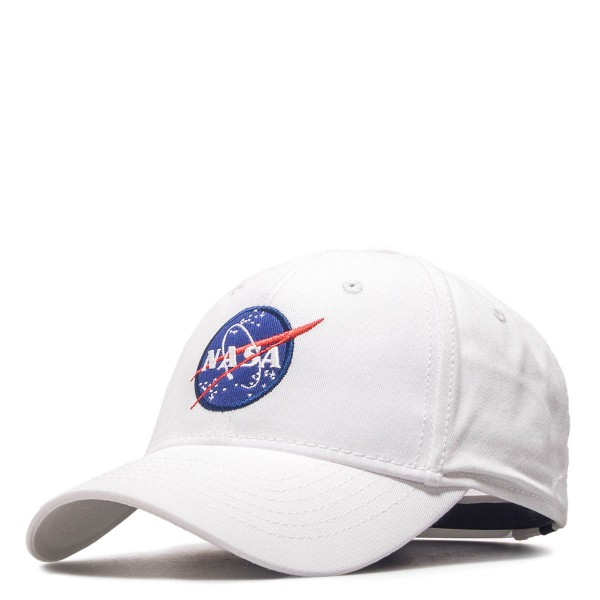 Alpha Cap Nasa White