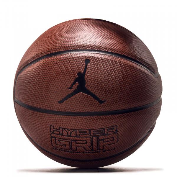 Basketball Hyper Grip 4P Dark Amber Black Metallic