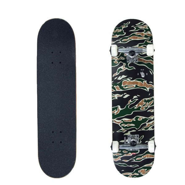 G1 Full On Skateboard TIGCAMO