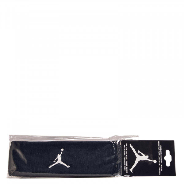 Jordan Jumpman Headband Black White