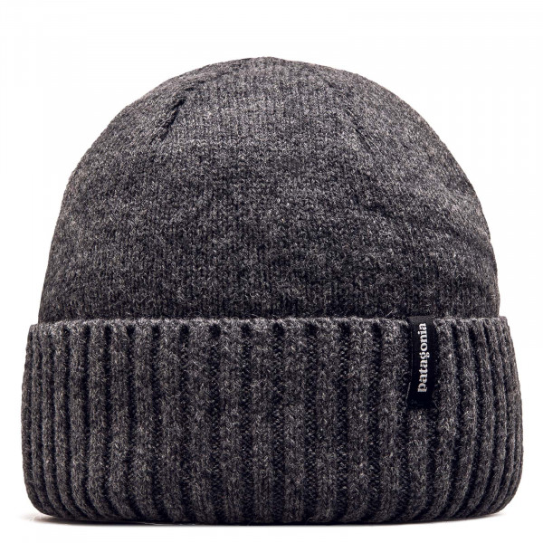 Beanie Brodeo Feather Grey