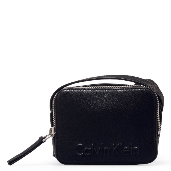 CK Bag Small Edge Crossbody Black