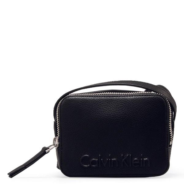 CK Bag Small Edge Crossbody Black