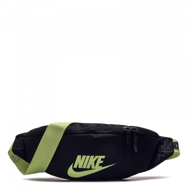 Hip Bag Heritage Black Neo Green