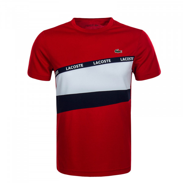 Herren T-Shirt TH8427 Red White Navy