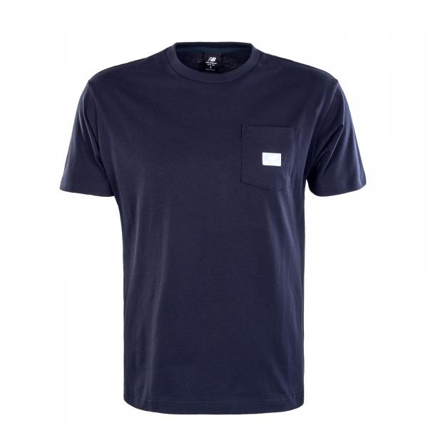 Herren T-Shirt MT01567 Eclipse Navy