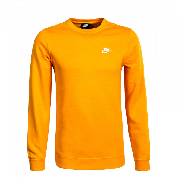 Herren Sweatshirt NSW CRW Orange