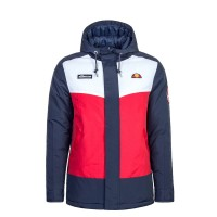 Ellesse Jkt Livingo Zip Blue White Red