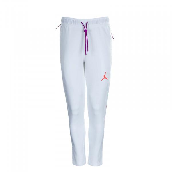 Herren Trainingshose Jordan Air 6462 White Purple