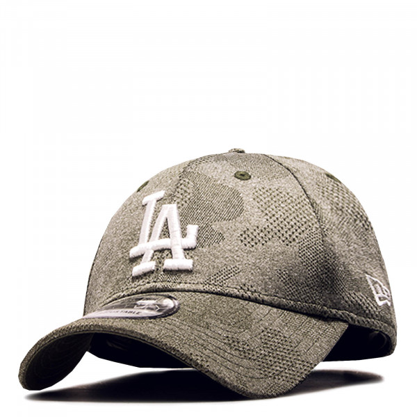 Cap 9 Forty LA Dodgers Green Melange