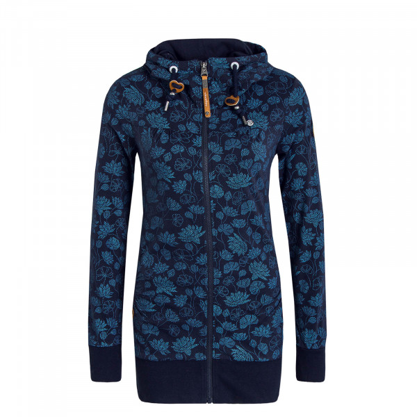 Damen Sweatjacke Abbie Navy