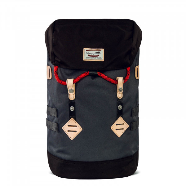 Doughnut Backpack Colorado Grey Charcoal
