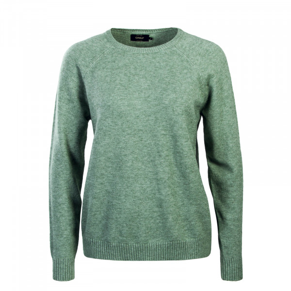 Damen Knit Sweat Lesly Light Green