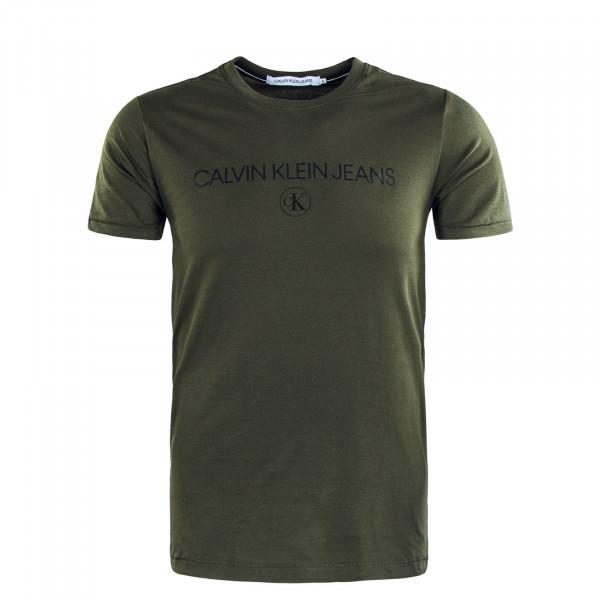 Herren T-Shirt - Archive Logo - Deep Depths