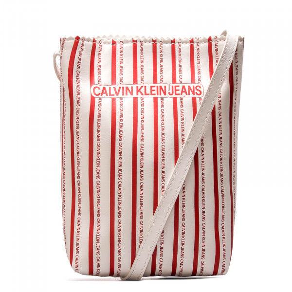 Bag Box Office Popcorn Beige Red