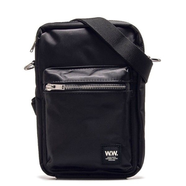 WoodWood Shoulder Bag  Black