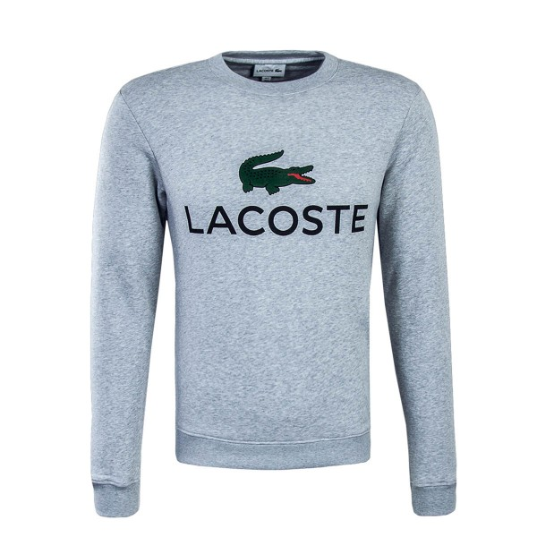 Lacoste Sweat SH0605 Grey