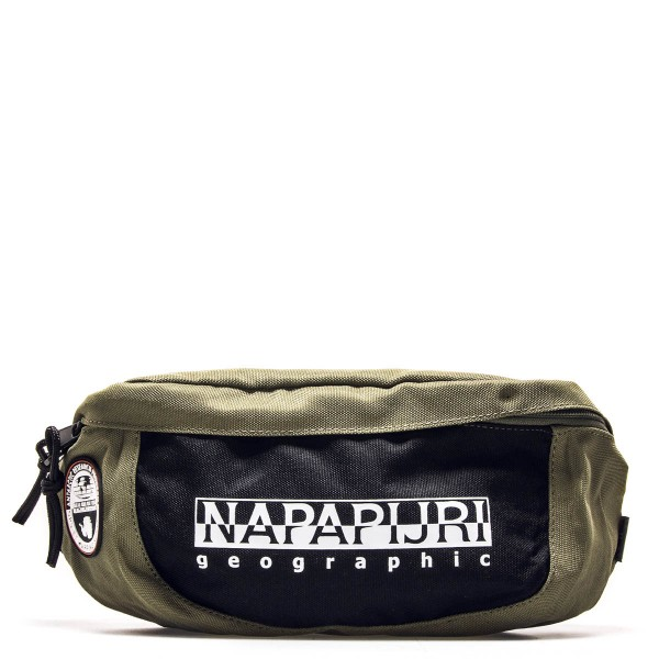 NAPAPIJRI Bag Hip Happy Bum Olive