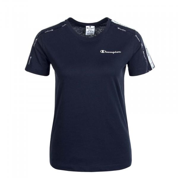 Damen T-Shirt 113086 Navy